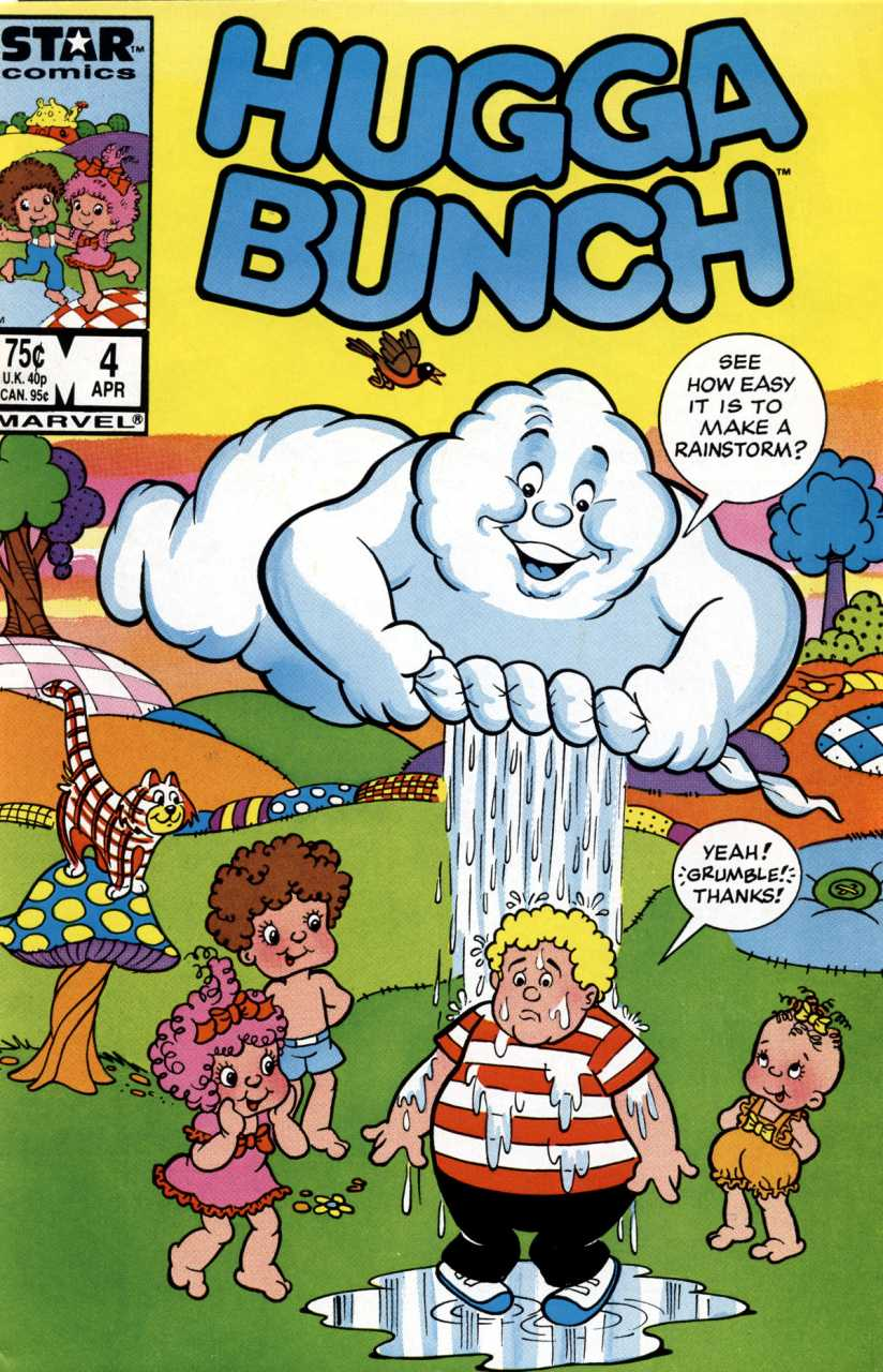 Hugga Bunch Vol 1 4