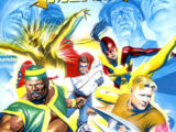 Justice Society of America Vol 3 12