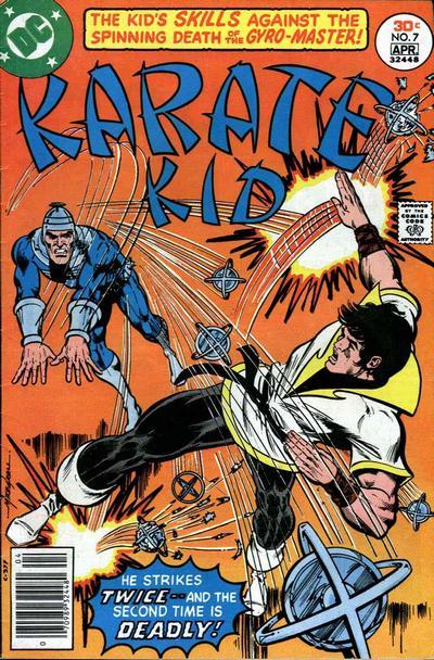Karate Kid Vol 1 7