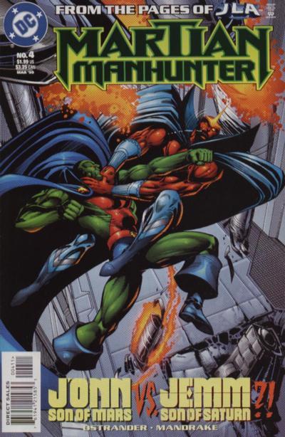Martian Manhunter Vol 2 4