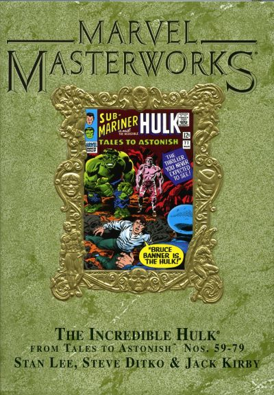 Marvel Masterworks Vol 1 39