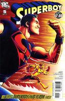 Superboy Vol 5 5