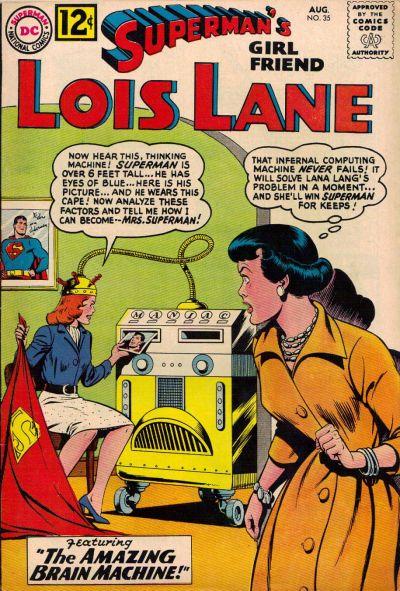 Superman's Girlfriend, Lois Lane Vol 1 35