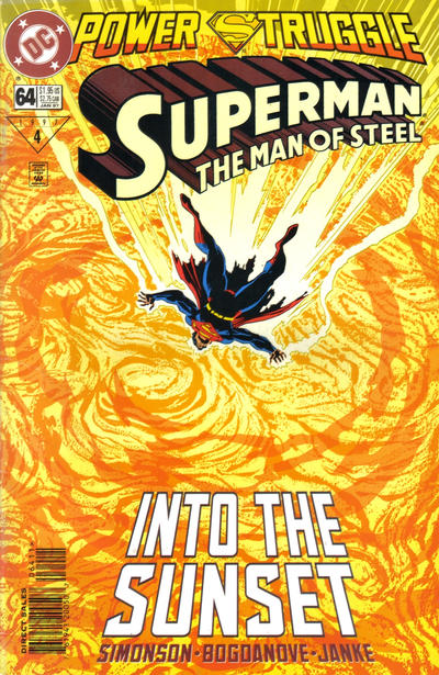 Superman: Man of Steel Vol 1 64