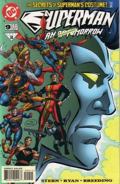 Superman: Man of Tomorrow Vol 1 9
