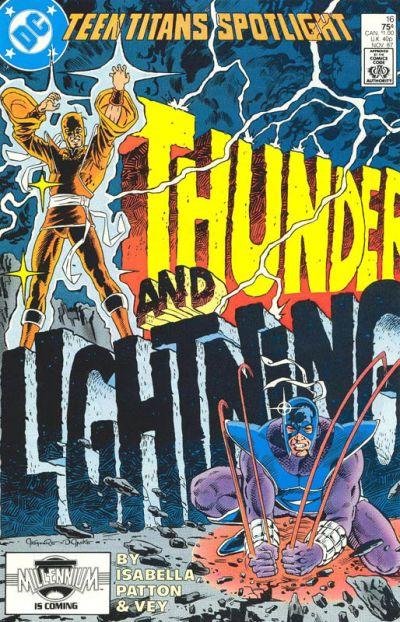 Teen Titans Spotlight Vol 1 16