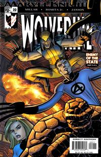 Wolverine Vol 3 22