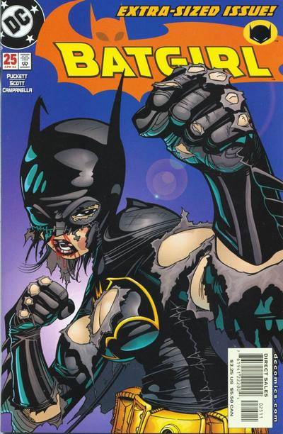 Batgirl Vol 1 25