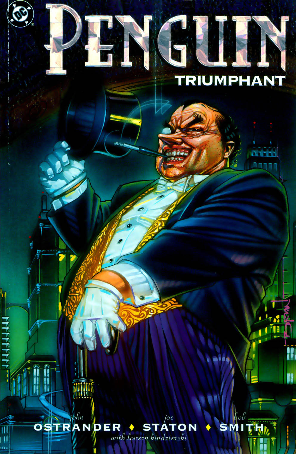 Batman: Penguin Triumphant