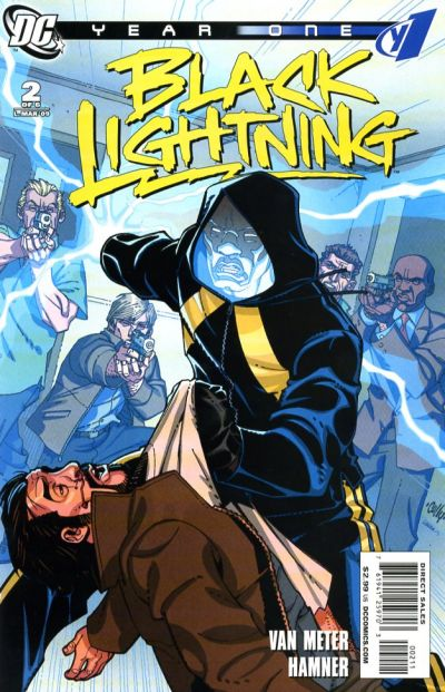 Black Lightning: Year One Vol 1 2