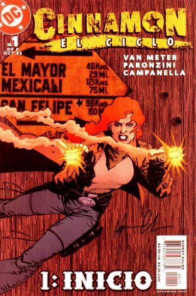 Cinnamon (comics)
