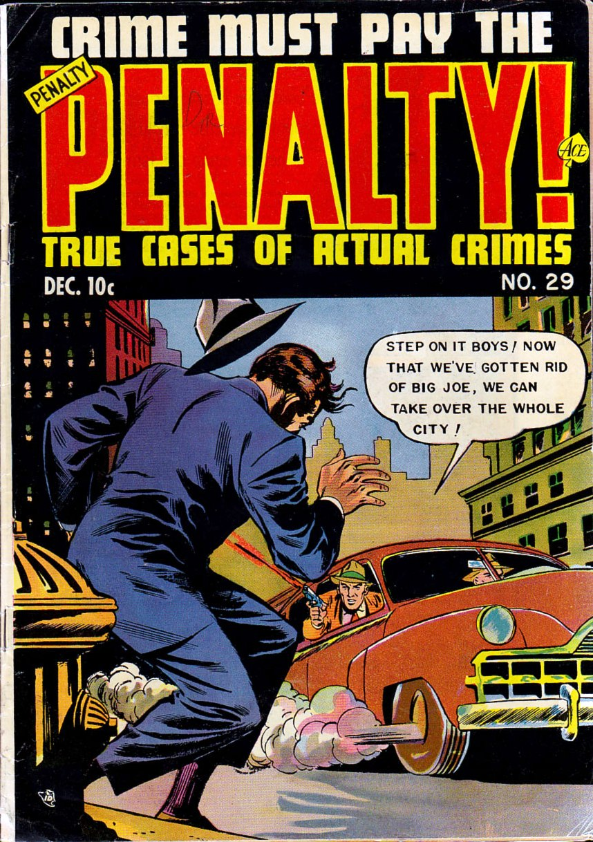 Crime Must Pay the Penalty Vol 2 29