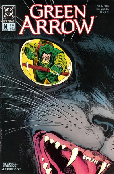 Green Arrow Vol 2 14