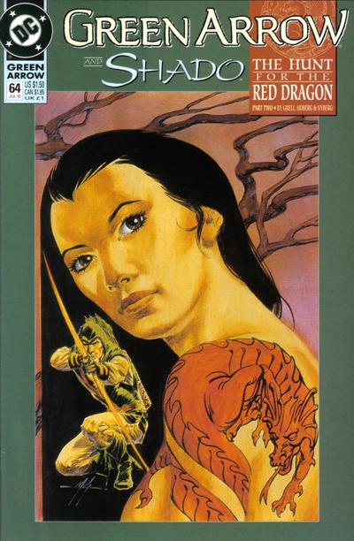 Green Arrow Vol 2 64