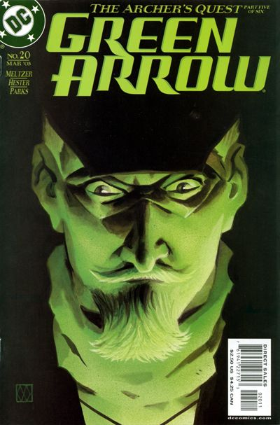 Green Arrow Vol 3 20