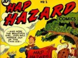 Hap Hazard Comics Vol 1
