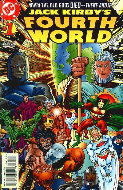 Jack Kirby's Fourth World Vol 1