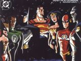 Justice League Adventures/Covers