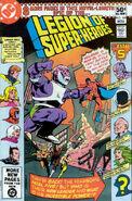 Legion of Super-Heroes Vol 2 269