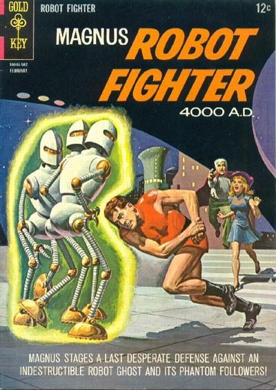 Magnus, Robot Fighter Vol 1 9