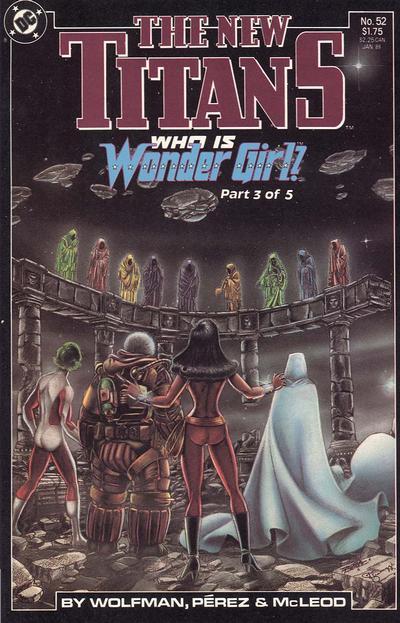 New Titans Vol 1 52