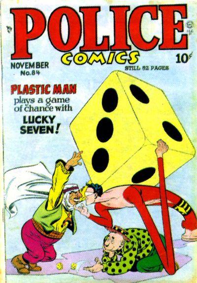 Police Comics Vol 1 84
