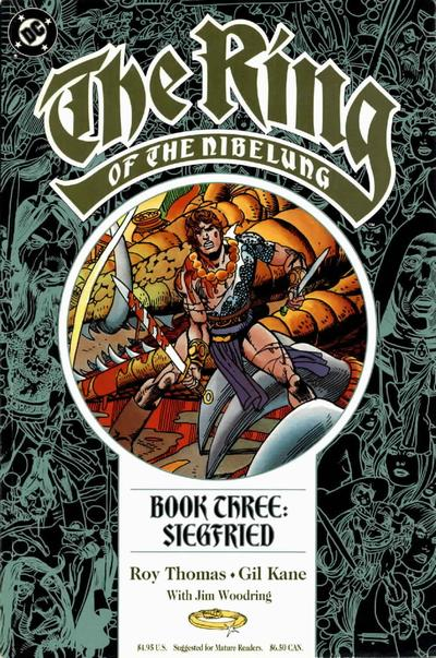 Ring of the Nibelung Vol 1 3