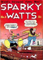 Sparky Watts Vol 1 4