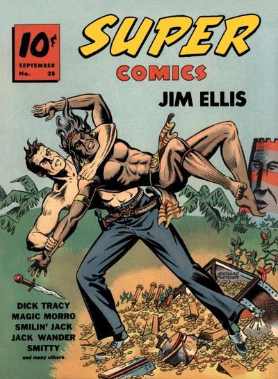 Super Comics Vol 1 28