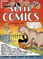 Super Comics Vol 1 6