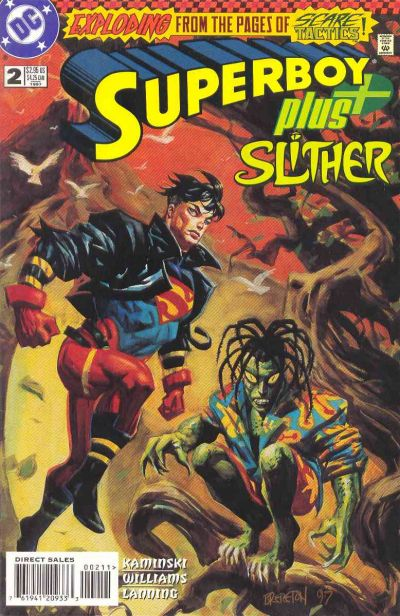 Superboy Plus Slither Vol 1 1