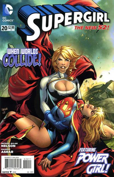 Supergirl Vol 6 20