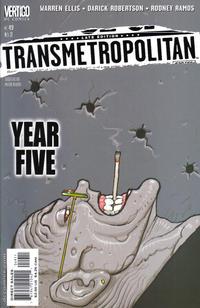 Transmetropolitan Vol 1 49