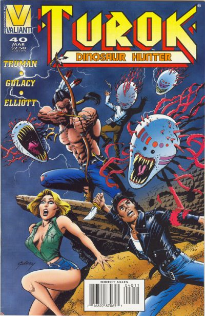 Turok, Dinosaur Hunter Vol 1 40