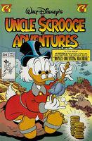 Walt Disney's Uncle Scrooge Adventures Vol 1 34