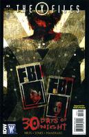 X-Files 30 Days of Night Vol 1 3