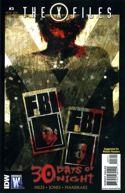 X-Files/30 Days of Night Vol 1 3
