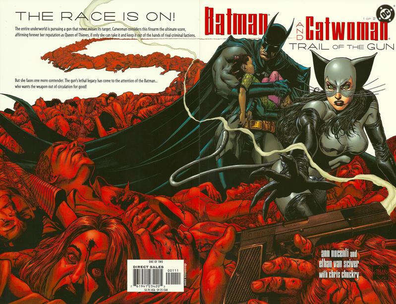 Batman/Catwoman: Trail of the Gun Vol 1 1