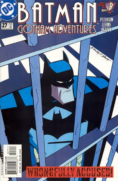 Batman: Gotham Adventures Vol 1 27