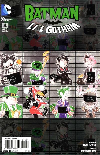 Batman: Li'l Gotham Vol 1 4