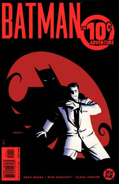 Batman: The 10-Cent Adventure Vol 1 1