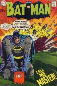 Batman Vol 1 215