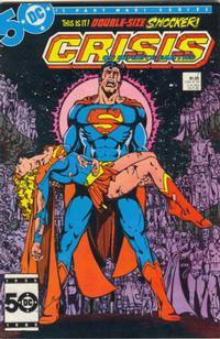 Crisis on Infinite Earths Vol 1 7