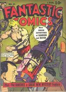 Fantastic Comics Vol 1 21