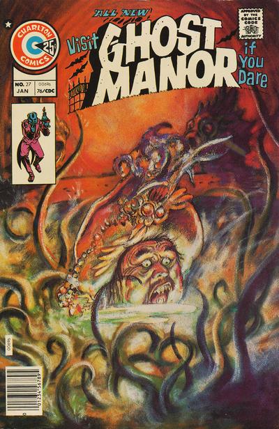 Ghost Manor Vol 2 27