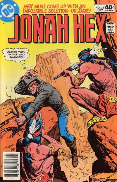 Jonah Hex Vol 1 38