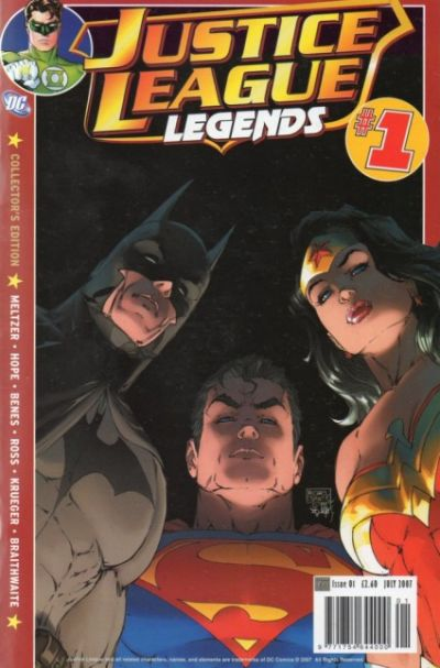 Justice League Legends Vol 1