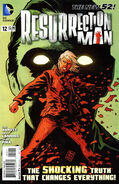 Resurrection Man Vol 2 12