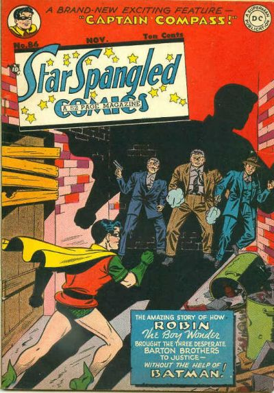 Star-Spangled Comics Vol 1 86