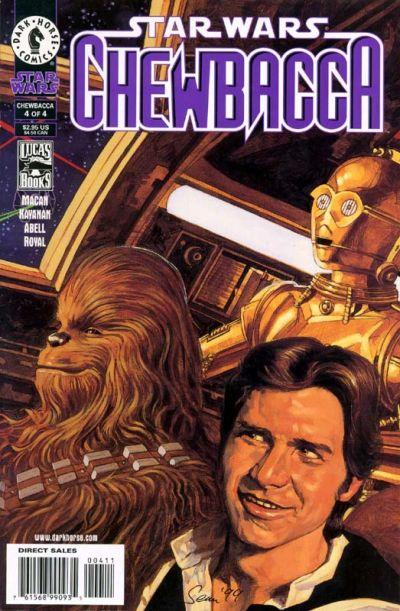 Star Wars: Chewbacca Vol 1 4